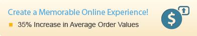 Create a Memorable Online Experience - Get $40 per                 Lead